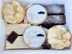 fathers day cake gift box perth