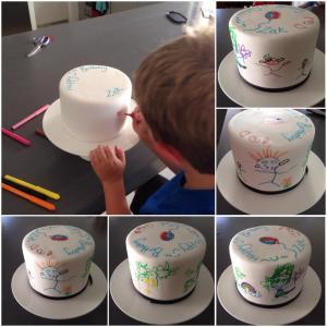 fun kids cake